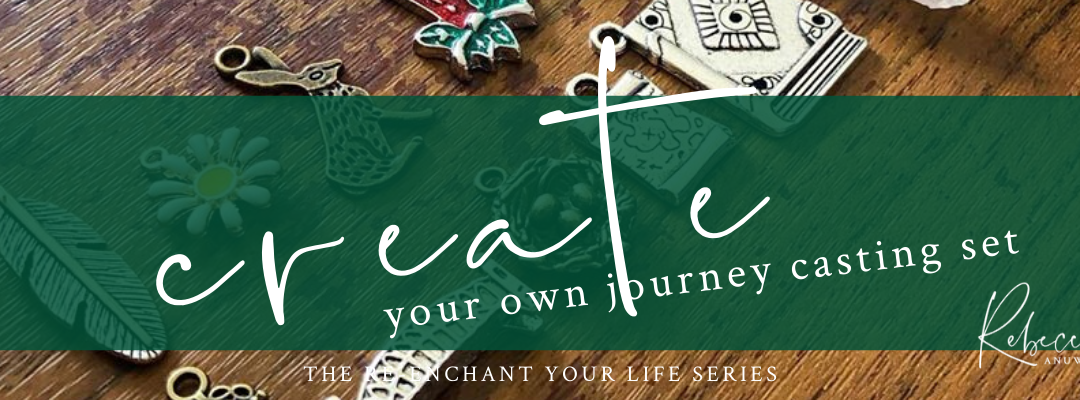 Create Your Own Journey Casting Kit Set