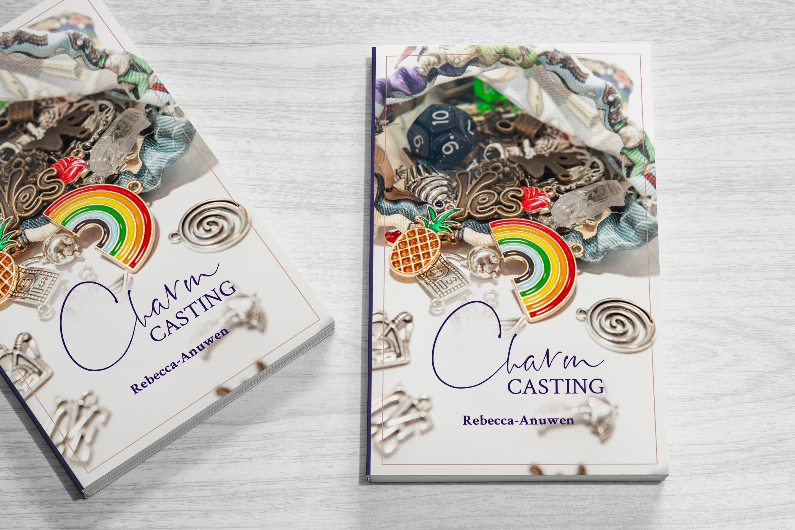 Charm Casting: The Book
