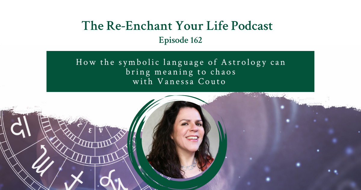 Re-enchant your life podcast