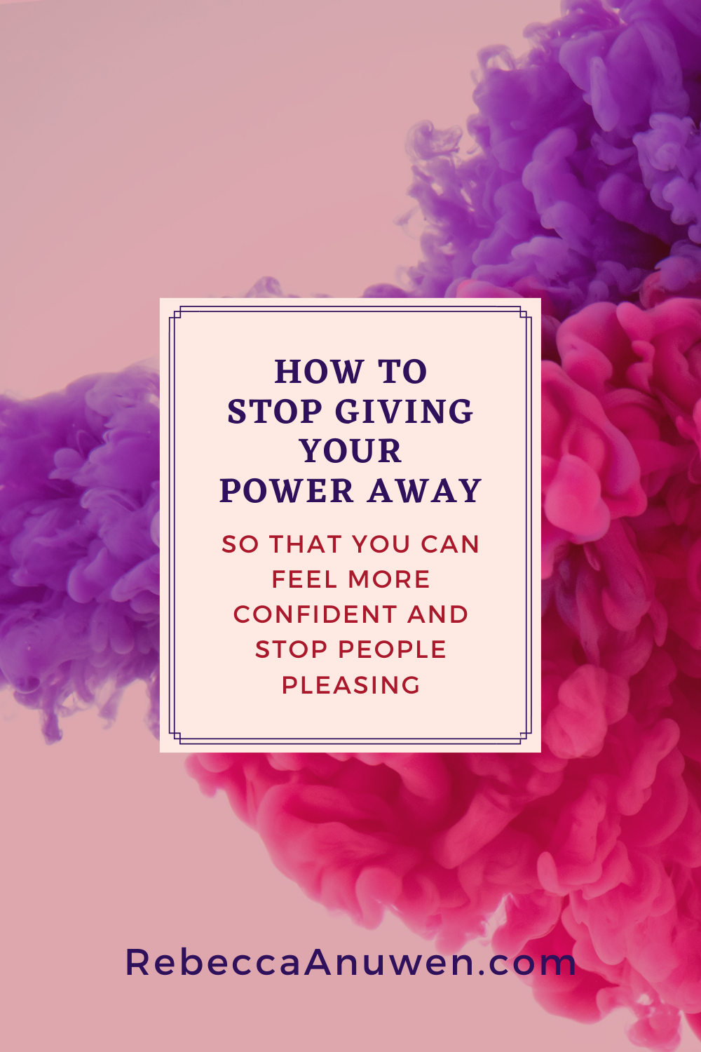 16 How to stop giving your power away pinterest