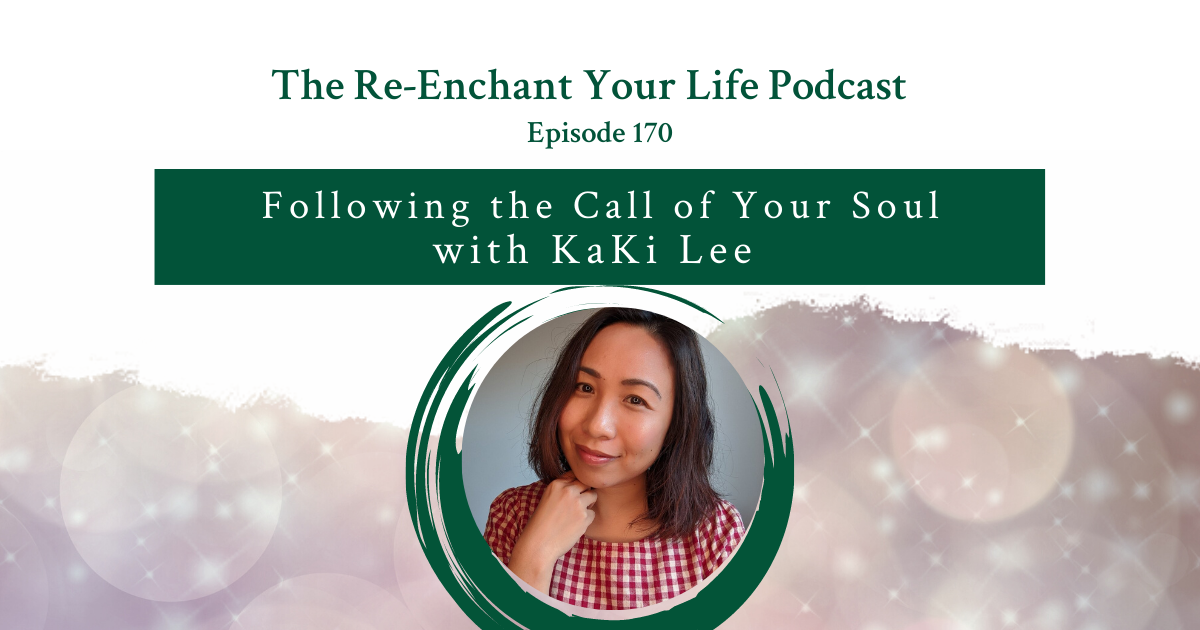 Following the call of your soul