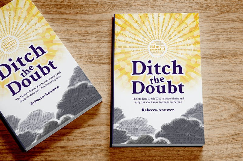 Are you ready to Ditch the Doubt?