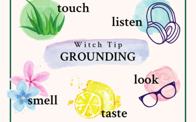 How to Ground Your Energy