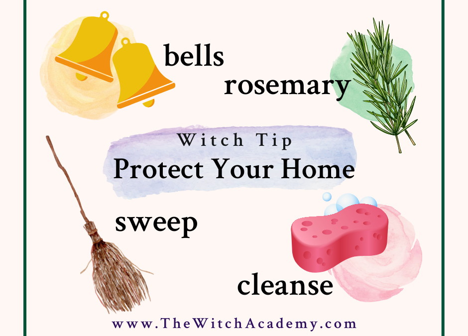 Magickal Ways to Protect Your Home